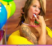 Freckles - Trisha - Happy Naked Teen Girls 8
