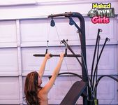 Sexy Gym - Rilee Marks - Naked Gym Girls 3