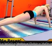 Special Guided Nude Workout! - Delilah Blue 6