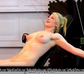 Special Guided Nude Workout! - Delilah Blue 8