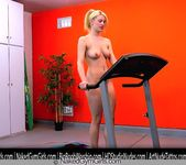 Special Guided Nude Workout! - Delilah Blue 14