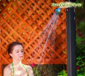Showering in Nature - Annabelle Lee - Sweet Nature Nudes 2
