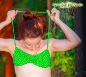 Showering in Nature - Annabelle Lee - Sweet Nature Nudes 4