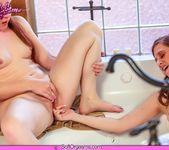 Steamy Bath - Rina Ryder - Soft Orgasms 15