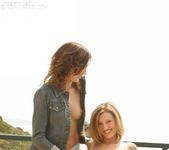 Guinevere & Carli Banks - Terrace 4