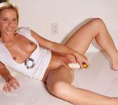 Kara Duhe - White Dildo 7