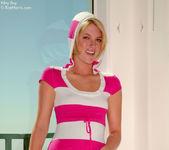 Riley Ray - Pink Stripe 3