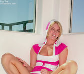 Riley Ray - Pink Stripe 7
