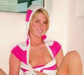 Riley Ray - Pink Stripe 9