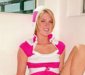 Riley Ray - Pink Stripe 10