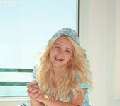 Holly Van Hough - Blue Chair 2