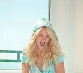 Holly Van Hough - Blue Chair 3