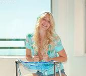 Holly Van Hough - Blue Chair 4