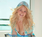 Holly Van Hough - Blue Chair 8