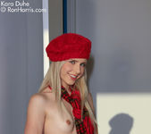 Kara Duhe - Red Hat 11