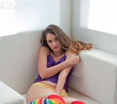 Allie Haze - Multi Socks 6