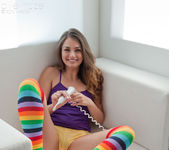 Allie Haze - Multi Socks 9