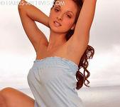 Sanja - Blue Dress 2