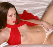 Vicky Vee - Red Bed 5