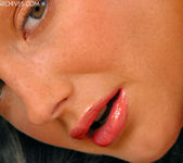 Sandra Shine - Blue Lingerie 3