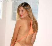 Shawnie Jones - Orange Bikini 14
