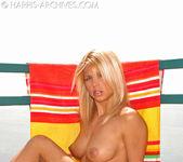 Monica - Green Bikini 13