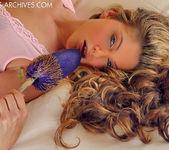 Jesse Capelli - Purple Flower 2