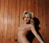 Rachel McDonald strips naked from her black T 10