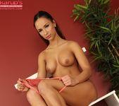 Viktoria Sweet fingers in pussy 6
