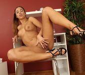 Viktoria Sweet fingers in pussy 16