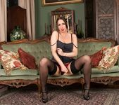 Tracey Lain - mature in stockings 5