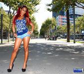 Afra Red - Cuban buttocks 3