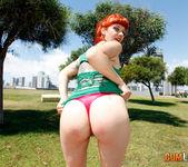 Lili Lou - Greedy Redhead 2