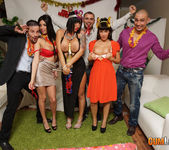 Anissa Kate - Orgy by surprise 3