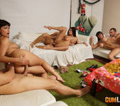 Anissa Kate - Orgy by surprise 8