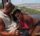 Gigi Love - Blowjob in the air 5