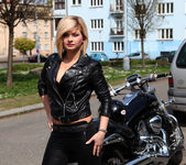 Angela - Angel biker 2