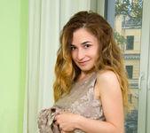 Sabrina Little - tiny teen getting nude 4