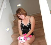 Misty - On The Stairs - SpunkyAngels 4
