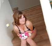 Misty - On The Stairs - SpunkyAngels 5