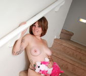 Misty - On The Stairs - SpunkyAngels 11