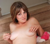 Misty - On The Stairs - SpunkyAngels 17