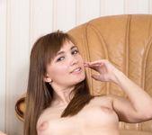 Aria Bella spreading her pussy - Nubiles 15