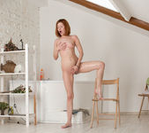 Rimma taking a shower - Nubiles 13