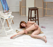 Rimma - naked painting 18