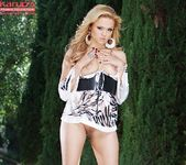 Angelina Armani - blonde in the forest 16