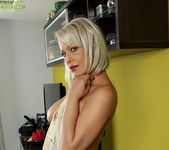 Vanessa Moore - milf spreading her ass 10