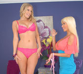 Brianna Ray, Nikita Von James - Lady Lovers - MILF Next Door 6