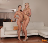 Amirah Adara - Anal loot with mom and daughter 3