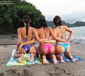 Chloe Amour, Kalina Ryu And Luna Star 2